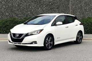 New 2019 Nissan Leaf SV for sale in Vancouver, BC