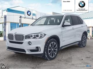 Used 2018 BMW X5 xDrive35d Beauty cond, no accidents and fully loaded! for sale in Regina, SK