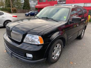 Used 2005 Lincoln Navigator 4dr 4WD Luxury for sale in Surrey, BC
