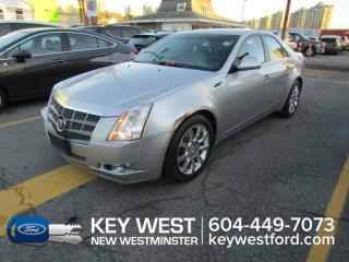 Used 2008 Cadillac CTS Sedan Sunroof Leather for sale in New Westminster, BC