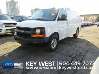 Used 2014 Chevrolet Express Cargo Van *No Accidents* for sale in New Westminster, BC