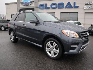 Used 2015 Mercedes-Benz ML 350 ML350 BlueTEC LEATHER NAV. ONLY 32 K. for sale in Ottawa, ON