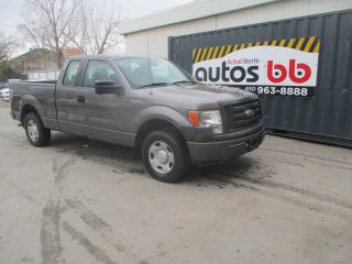 Used 2009 Ford F-150 2 RM, Super cabine 133 po, STX for sale in Laval, QC