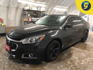 Used 2014 Chevrolet Malibu LTZ * 2LZ * Turbo * Sunroof * Leather * Reverse camera * Memory seats * Collision sensory * Blindspot assist * Pioneer sound system * Push button igni for sale in Cambridge, ON
