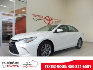 Used 2015 Toyota Camry SE for sale in Mirabel, QC