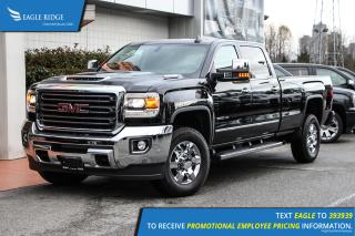 New 2019 GMC Sierra 3500 HD SLT Navigation, Leather, Sunroof for sale in Coquitlam, BC