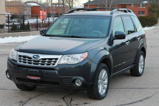 Used 2012 Subaru Forester 2.5X Touring Sunroof | AWD | CERTIFIED for sale in Waterloo, ON