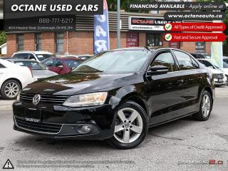Used 2012 Volkswagen Jetta 2.5L Sportline MINT CONDITION! LOTS OF SERVICE RECORD! for sale in Scarborough, ON
