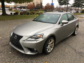 Used 2014 Lexus IS 250 for sale in Concord, ON
