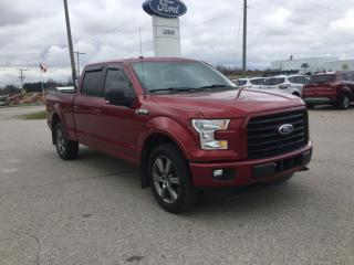 Used 2016 Ford F-150 XLT | Sport | 4X4 | One Owner | Remote Start for sale in Harriston, ON