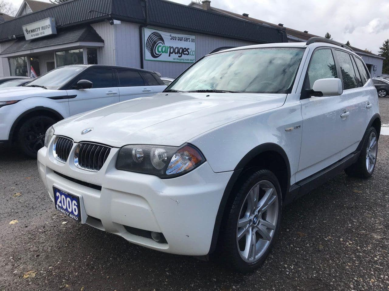 2006 Bmw X3 In Bloomingdale Dynasty Auto