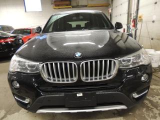 Used 2016 BMW X3 x Drive 28i, NAVI, PANO ROOF, BACK UP CAMERA for sale in Mississauga, ON