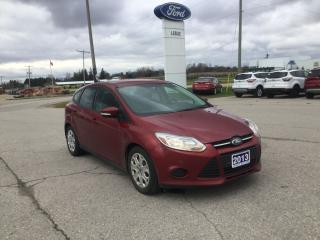 Used 2013 Ford Focus SE | Hatchback | One Owner | Heated Seats for sale in Harriston, ON