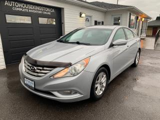 Used 2011 Hyundai Sonata GL for sale in Kingston, ON
