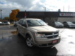 Used 2009 Dodge Journey AUTO GAS SAVER REMOTE START 4 CYL GAS SAVER SAFETY for sale in Oakville, ON