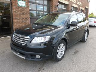 Used 2008 Subaru Tribeca 7-Pass Ltd w/Nav for sale in Weston, ON