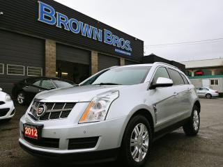 Used 2012 Cadillac SRX Luxury for sale in Surrey, BC