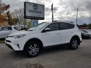 Used 2017 Toyota RAV4 LE | AWD for sale in Cambridge, ON