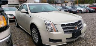 Used 2011 Cadillac CTS Leather for sale in Scarborough, ON