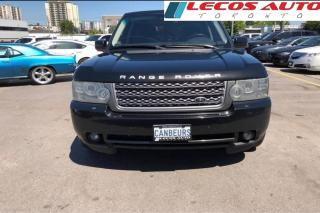Used 2010 Land Rover Range Rover HSE for sale in North York, ON