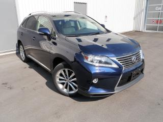 Used 2015 Lexus RX 350 PREMIUM AWD  Sport DESIGN GORGEOUS FULL HISTORY AT for sale in Toronto, ON