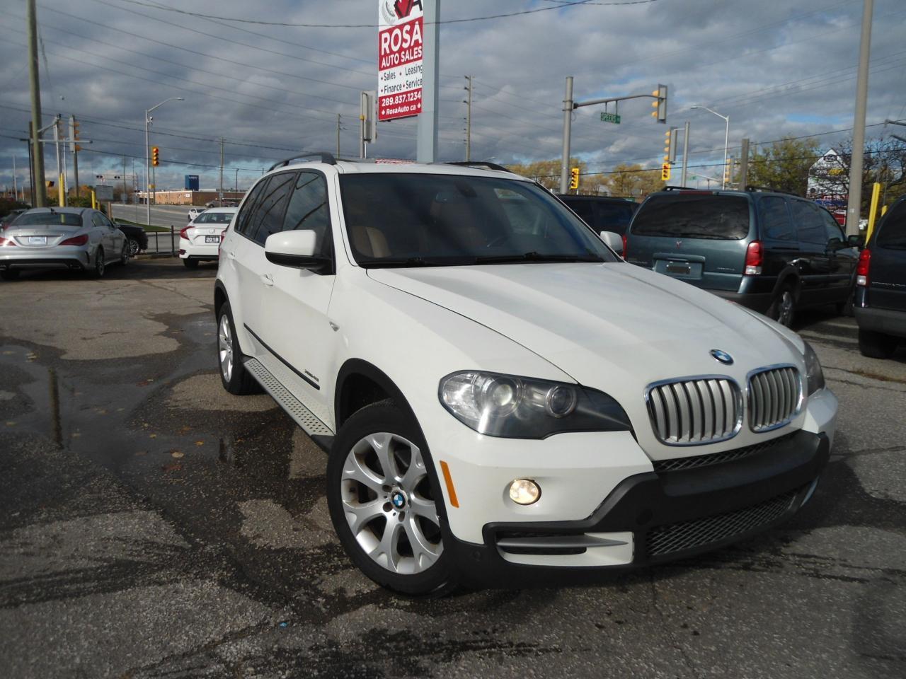 2009 BMW X5 4.8 7 PASSENGER NAVIG B-TOOTH BACK UP PANORAMIC AC
