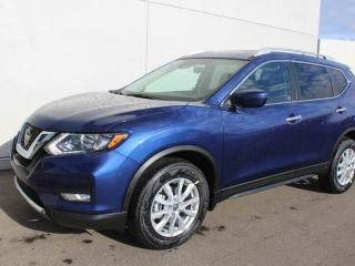 New 2019 Nissan Rogue SV 4dr AWD Sport Utility for sale in Edmonton, AB