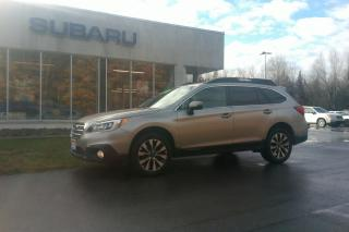 Used 2015 Subaru Outback 2.5i w/Limited Pkg for sale in Minden, ON