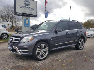 Used 2013 Mercedes-Benz GLK 250 DIESEL!! 4MATIC for sale in Cambridge, ON