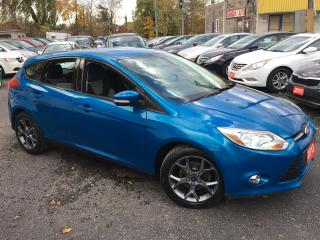 Used 2013 Ford Focus SE/ AUTO/ POWER GROUP/ ALLOYS/ LIKE NEW! for sale in Scarborough, ON
