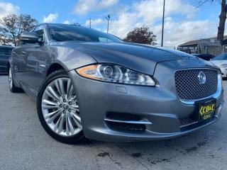 Used 2011 Jaguar XJ XJL|ONLY29KM|LOADED|MASSAGED SEATS|5.0V8 for sale in Oakville, ON