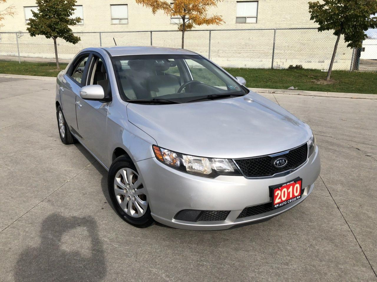 Used 2010 Kia Forte 4 Door, Automatic,3/Y Warranty Available for