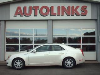 Used 2009 Cadillac CTS RWD..Low/Low/Kms for sale in St Catharines, ON