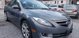 Used 2011 Mazda MAZDA6 GT for sale in Scarborough, ON