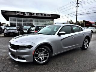 Used 2017 Dodge Charger SXTAWD|CLEANCARPROOF| for sale in Mississauga, ON