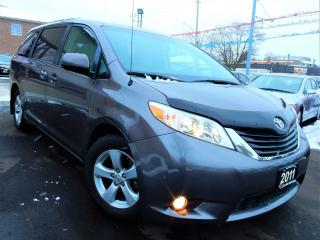 Used 2011 Toyota Sienna LE 8 PASS | POWER DOORS | BACK UP CAM | ONE OWNER for sale in Kitchener, ON