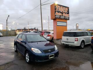 Used 2007 Toyota Matrix XR***ONLY 72,000 KMS***AUTOMATIC**GREAT CONDITION for sale in London, ON