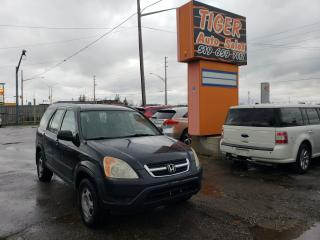 Used 2003 Honda CR-V LX**AWD**AUTOMATIC**RUNS GOOD**AS IS SPECIAL for sale in London, ON