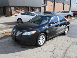 Used 2008 Toyota Camry Hybrid~LEATHER~CERTIFIED for sale in Toronto, ON