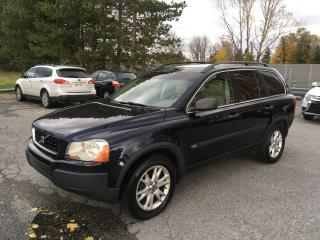 Used 2006 Volvo XC90 2.5L Turbo 5 seat for sale in Toronto, ON