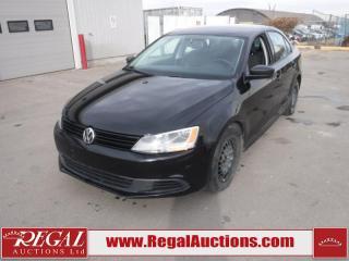 Used 2013 Volkswagen Jetta Trendline 4D Sedan AT 2.0L for sale in Calgary, AB