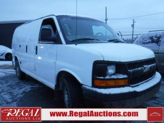 Used 2005 Chevrolet Express Cargo Van for sale in Calgary, AB