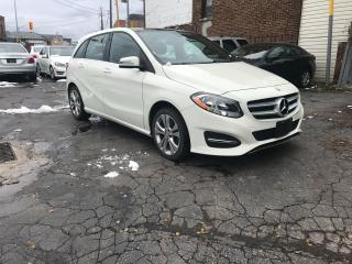 Used 2015 Mercedes-Benz B-Class B 250 Sports Tourer 1owner/4matic/nav/cam/blindspo for sale in Toronto, ON