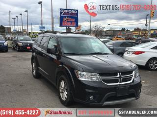 Used 2013 Dodge Journey SXT | DVD | HEATED SEATS for sale in London, ON