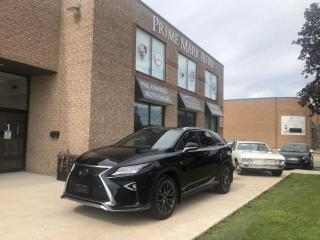 Used 2019 Lexus RX 350 F SPORT 3 for sale in Concord, ON