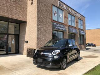 Used 2015 Fiat 500 L Turbo for sale in Concord, ON