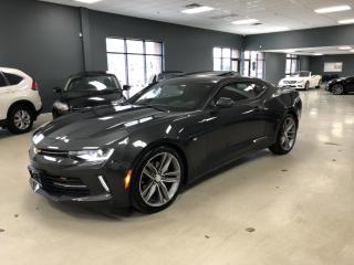 Used 2016 Chevrolet Camaro LT for sale in North York, ON