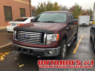 Used 2010 Ford F-150 XLT 4X4 ONE OWNER !!! for sale in Toronto, ON