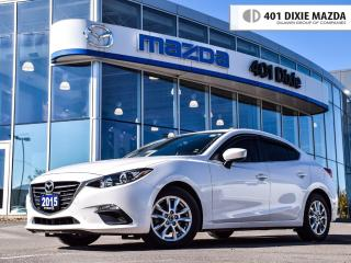 Used 2015 Mazda MAZDA3 GS,1.9% FINANCE AVAILABLE, NO ACCIDENTS for sale in Mississauga, ON
