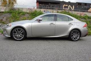 Used 2016 Lexus IS 300 AWD Sedan for sale in Vancouver, BC